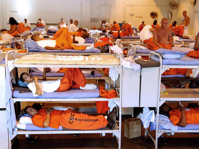 california-prison-overcrowding, Gov. Brown tries to justify unconstitutional prison overcrowding, backslides on Corrections budget, Behind Enemy Lines