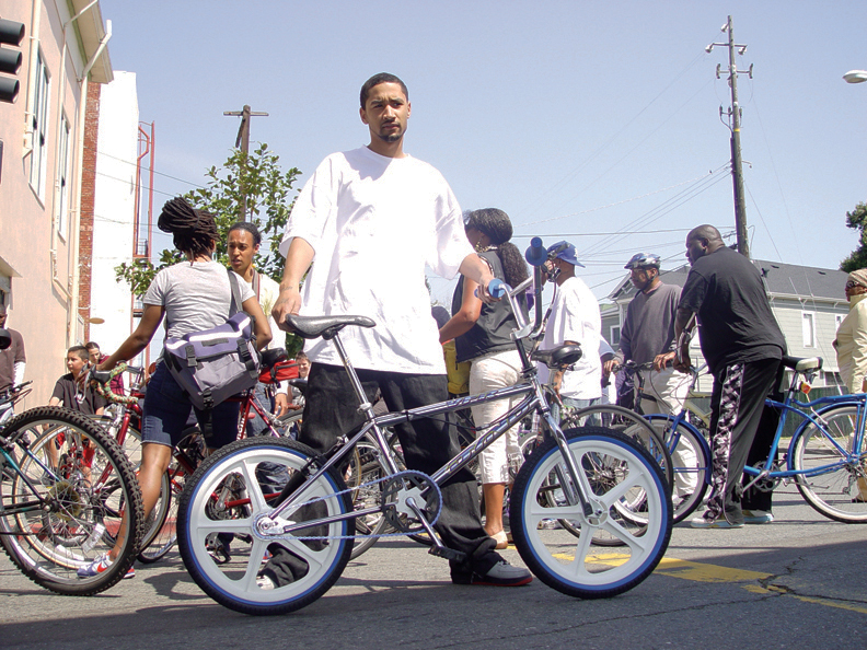 Bikes 4 Life Oakland interview wit Bikes Life