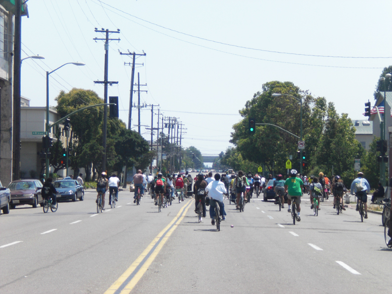 Bikes-4-Life-urban-mass-Oakland, West Oakland's Bike Man: an interview wit Bikes 4 Life owner Tony Coleman, Culture Currents