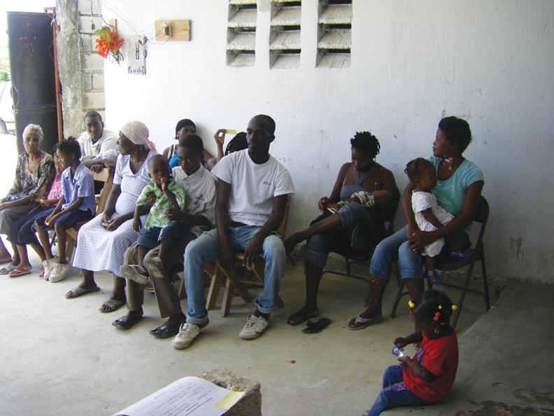 Haiti-II-Femmes-en-Action-pour-le-Developement-mobile-clinic-2-by-Dr.-Chris-Zamani1, Back to Port au Prince, World News & Views