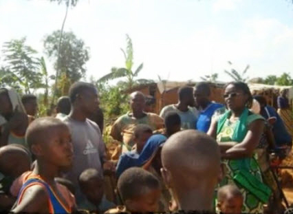 Victoire-Ingabire-villagers, Why Rwanda's sham elections must be stopped, World News & Views