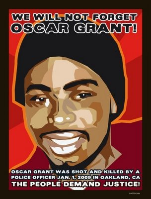 oscar-grant-artwork12, Verdict is INVOLUNTARY MANSLAUGHTER! All out to 14th & Broadway, Oakland!, Local News & Views