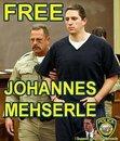 Free-Johannes-Mehserle-flier, Cops push to 'Free Johannes Mehserle'; Oscar Grant forces push back, protest KTVU, Local News & Views