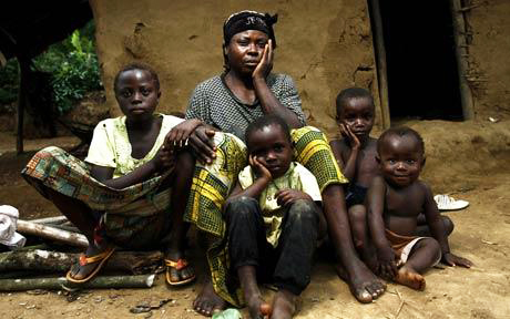 Eastern-Congo-Rwandan-militia-raped-Zaina-Niangoma-daughter-242-villagers-in-4-days-0710-by-AFP-Getty, Congolese women denounce mass rape and foreign occupation, World News & Views