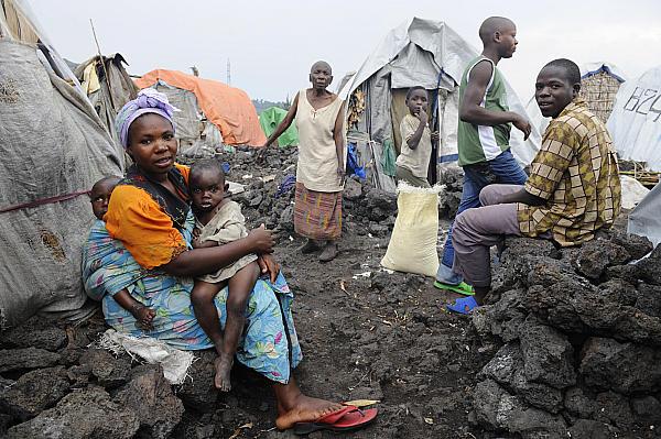 Refugee-camp-Mugungu-2-pop.-15000-Goma-DRC1, The Rwandan Patriotic Front's bloody record and the history of U.N. cover-ups, World News & Views