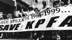 Save-KPFA-1999, Stealing Save KPFA, Local News & Views