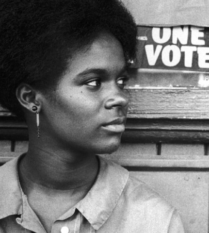 Gracie-Hawthorne-One-Vote-Freedom-Summer-1964, Party politics: the Black vote, the Black press and you, National News & Views