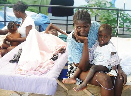 Haiti-cholera-St.-Marcs-Hospital-north-of-PAP-by-Sydney-Morning-Herald, Cholera epidemic: Foul drinking water killing Haitians, World News & Views