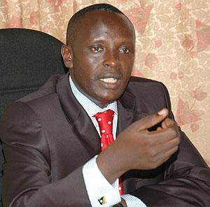 Martin-Ngoga-by-AFP, Kagame regime demands Professor Peter Erlinder return to Kigali to stand trial, World News & Views