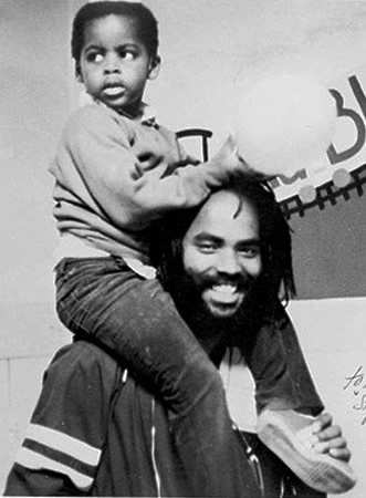 Mumia-and-son, Two messages from Mumia – from a week ago and from 1981, Behind Enemy Lines
