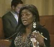 Colette-Brown-Local-Hire-120710-by-SFGTV5, Local hire is the law! Great victory for the people, Local News & Views
