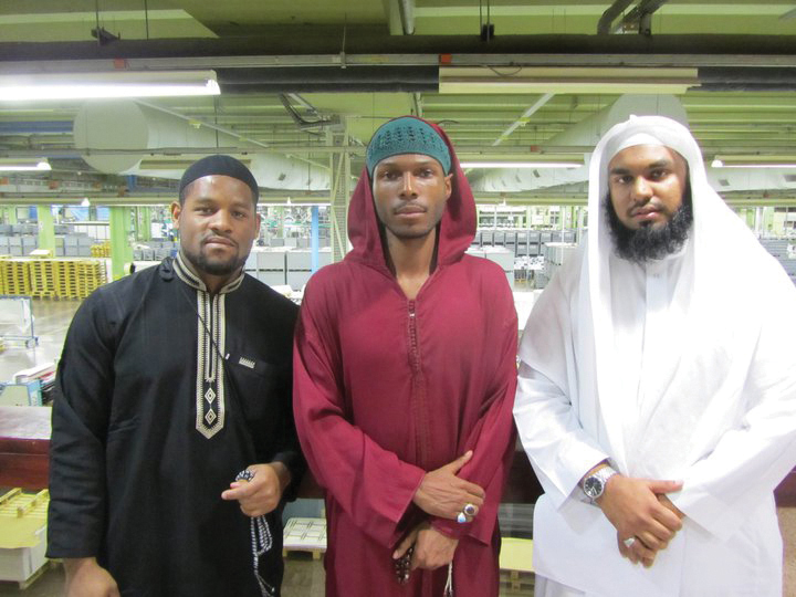 Freeway and Mike Tyson to visit Saudi Arabia in the past.