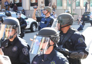Oscar-Grant-Mehserle-verdict-Oakland-cop-records-protesters-070810-by-Ali-Winston3, Police files reveal federal interest in Oscar Grant protesters, especially 'anarchists', Local News & Views