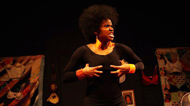Rie-Shontel-in-'Mama-Juggs', 'Mama Juggs' is back, Culture Currents