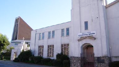 Beth-Eden-Baptist-Church-Oakland, We must help ourselves, Local News & Views
