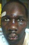 Miguel-Jackson-Ga.-prisoner-beaten-by-guards-123110-courtesy-Final-Call1, Locked down, exploited and mistreated, Behind Enemy Lines