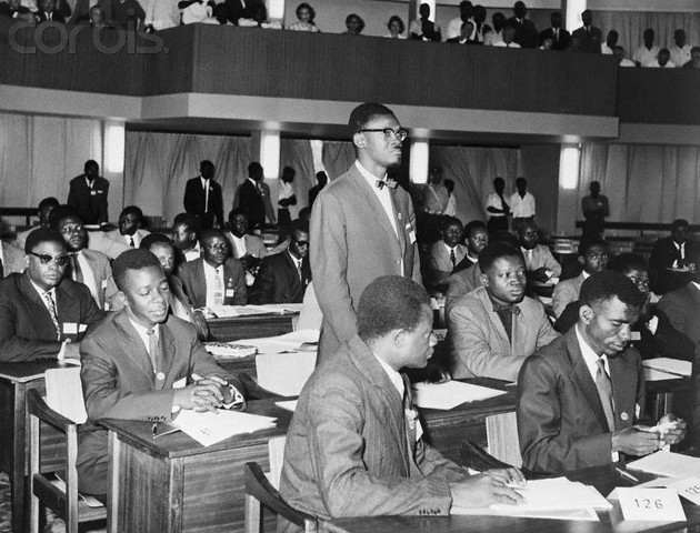 Patrice-Lumumba-speaks-to-Parliament-Leopoldville-Belgian-Congo-13-days-before-independence-061760-by-Bettman-CORBIS2, 50 years after Lumumba: The burden of history, World News & Views