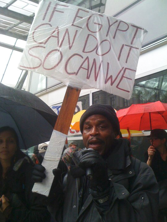 Egypt-solidarity-If-Egypt-can-do-it-so-can-we-0211-by-PNN, From North Africa to North Oakland, poverty scholars speak on the revolution, World News & Views