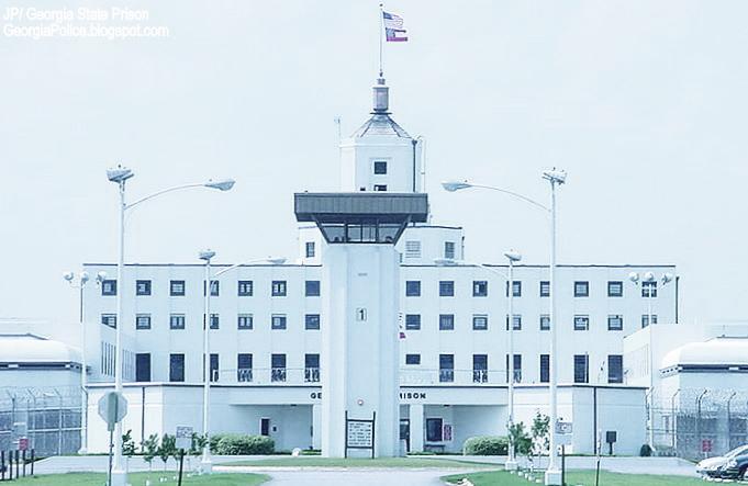 Georgia-State-Prison-Reidsville, Protest retaliation against Georgia prisoners, Behind Enemy Lines
