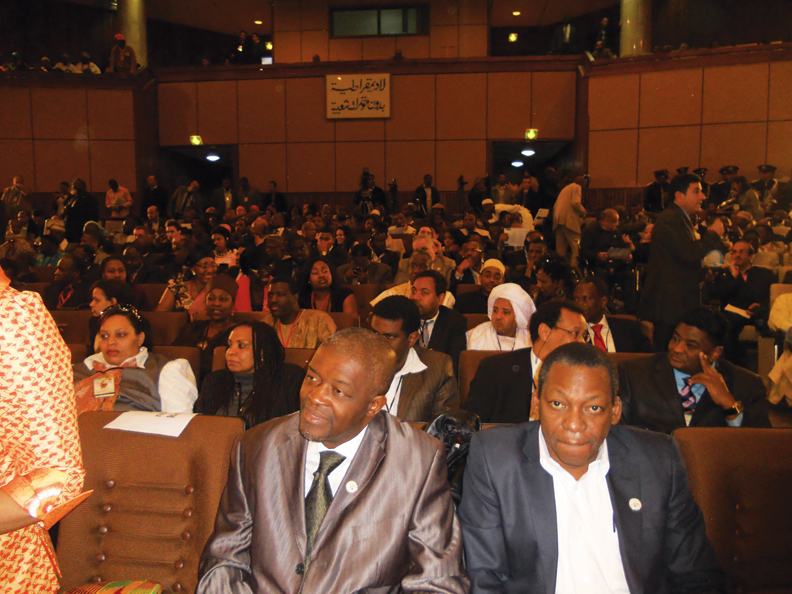 Roland-Lumumba-son-of-Patrice-at-Tripoli-conf-0111-by-JR-web3, Notes from Tripoli, Libya, Africa, World News & Views