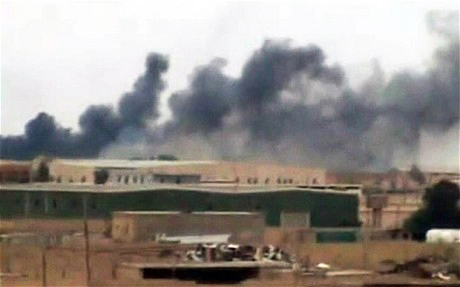 Ajdabiya-Libya-retaken-by-Gaddafi-forces-031711-by-Reuters, U.S., NATO and the attacks against Libya, World News & Views