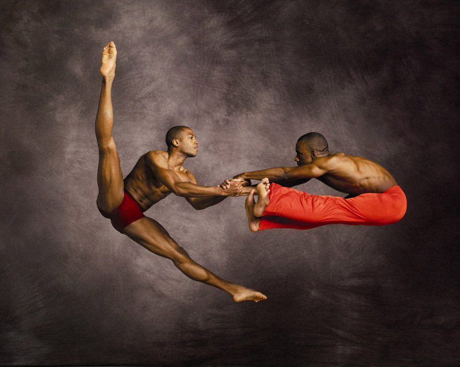 Alvin-Ailey-dancers, Wanda's picks for March 2011, Culture Currents