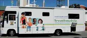 Breathobile-Sept_20081, A West Oakland hero, Local News & Views