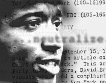 Cointelpro-101-Fred-Hampton-by-Claude-Marks, 'COINTELPRO 101': an interview wit' filmmaker Claude Marks, Culture Currents