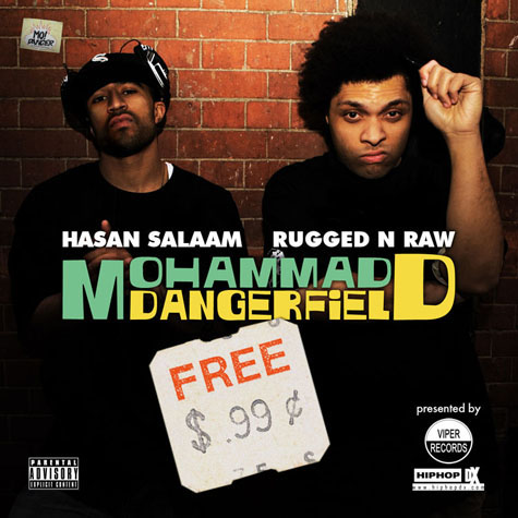Hasan-Salaam-Rugged-n-Raw-Free.99, The art of rappin' 'in Black & White': an interview wit' rapper Hasan Salaam, Culture Currents
