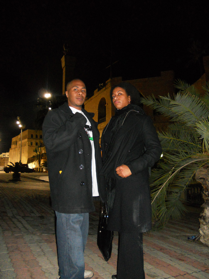 JR-Ra'Shida-sight-seeing-in-Old-Tripoli-0111-by-JR-web, Libya, getting it right: a revolutionary pan-African perspective, World News & Views