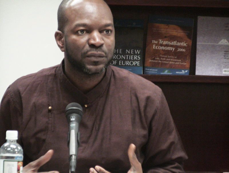 Maurice-Carney, White man's burden: Affleck and Prendergast in Congress for Congo, World News & Views