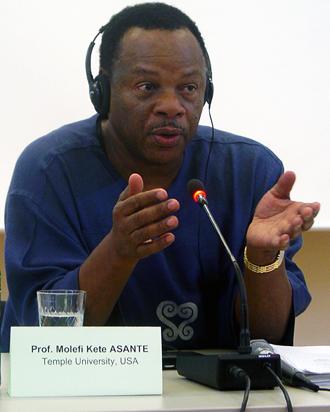 Molefi-Asante-in-Paris, Toward African freedom in Libya and beyond, World News & Views