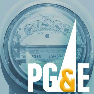 pg&e service hookup