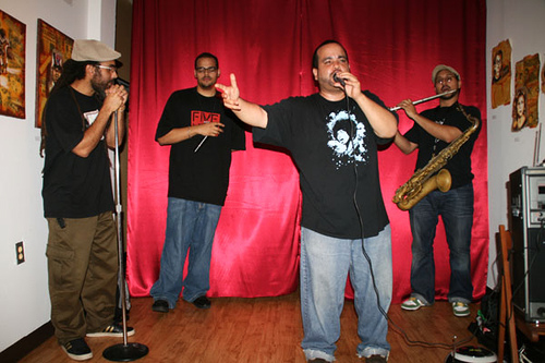 Welfare-Poets-2, 20th anniversary of the Welfare Poets: an interview wit' founding member Rayzer, Culture Currents