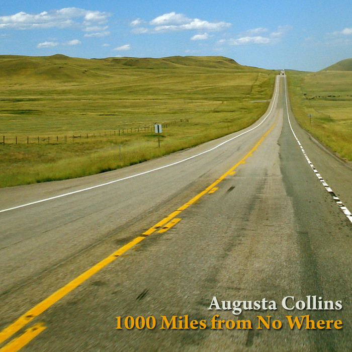Augusta-Collins-1000-Miles-from-No-Where, Blues man: an interview wit' Oakland's Augusta Collins, Culture Currents