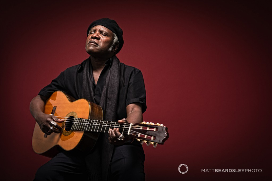 Augusta-Collins, Blues man: an interview wit' Oakland's Augusta Collins, Culture Currents
