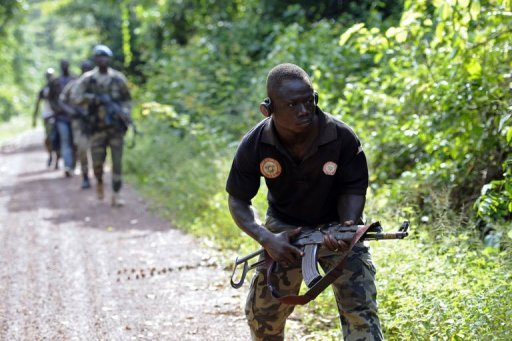 Cote-d'Ivoire-Ouattaras-forces-take-control-of-Abidjan-042311-by-AFP, The coup in Cote d'Ivoire, World News & Views