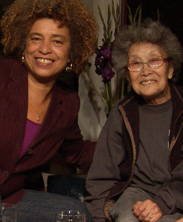 Angela-Davis-Yuri-Kochiyama-in-Mountains-That-Take-Wing-by-C.A.-Griffith-c-QUAD-Productions, Wanda's Picks for May 2011, Culture Currents