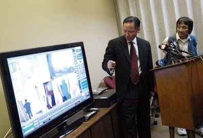 Jeff-Adachi-Jesus-Reyes-SFPD-illegal-arrest-theft-video-press-conf-051711-by-Mike-Koozmin-Examiner, More videos reveal illegal searches, theft, brutality by SFPD, Local News & Views