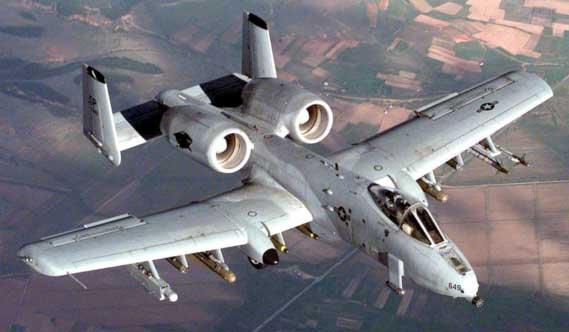 A10-thunderbolt-fully-loaded-with-du-photo-www.mindfully.org_, Fears of depleted uranium use in Libya, World News & Views