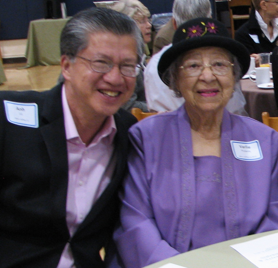 Anh-Le-Verlie-Mae-Pickens, Living on this earth 95 years!, Culture Currents