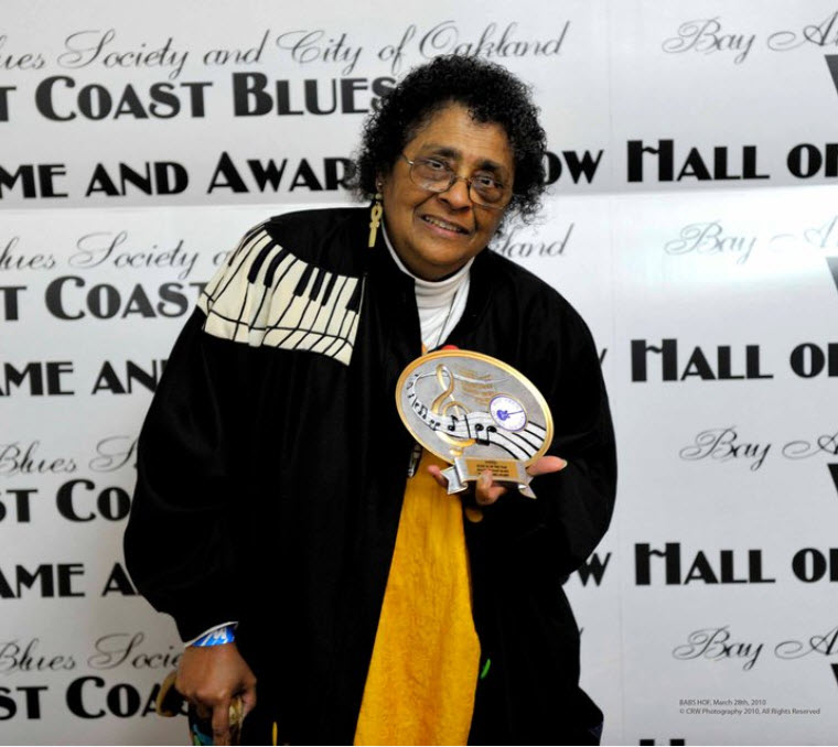Avotcja-named-Blues-DJ-of-the-Year-by-West-Coast-Blues-Hall-of-Fame-at-awards-show1, Wanda's Picks for July 2011, Culture Currents