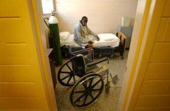 Elderly-prisoner-lung-cancer-in-prison-hospice-by-DocumentaryMagazine.com_, Louisiana Legislature votes to parole some elderly prisoners, National News & Views