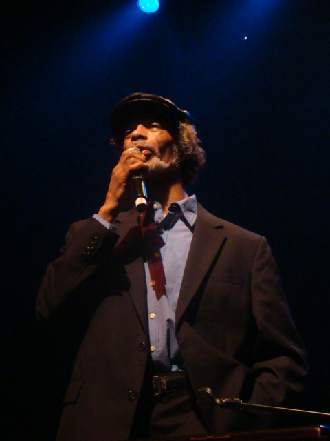 Gil-Scott-Heron-Regency-Ballroom-SF-100209, A letter to the late great Gil Scott Heron, Culture Currents