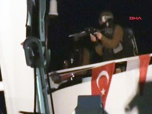 Israeli-commando-on-Freedom-Flotilla-053110-by-DHA, Break the siege on Gaza NOW!, World News & Views