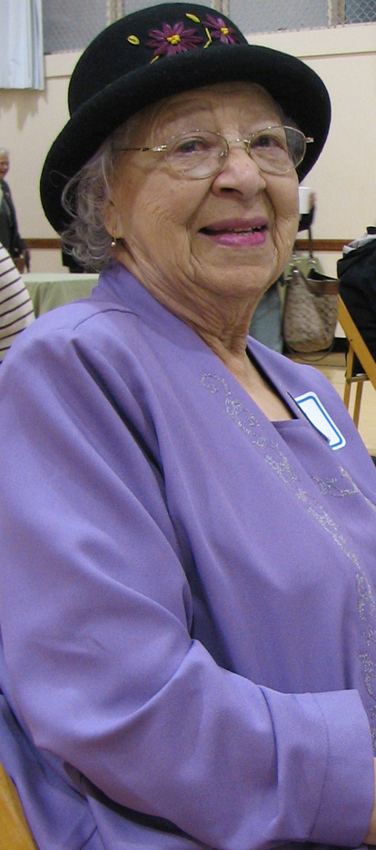 Verlie-Mae-Pickens, Living on this earth 95 years!, Culture Currents