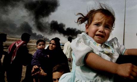 depleted-uranium-used-in-iraq-photo-by-dan-chung-www.uruknet.info_, Fears of depleted uranium use in Libya, World News & Views