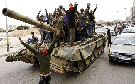 Benghazi-rebels, A defining moment for Africa: North Atlantic terrorists will be defeated in Libya, World News & Views