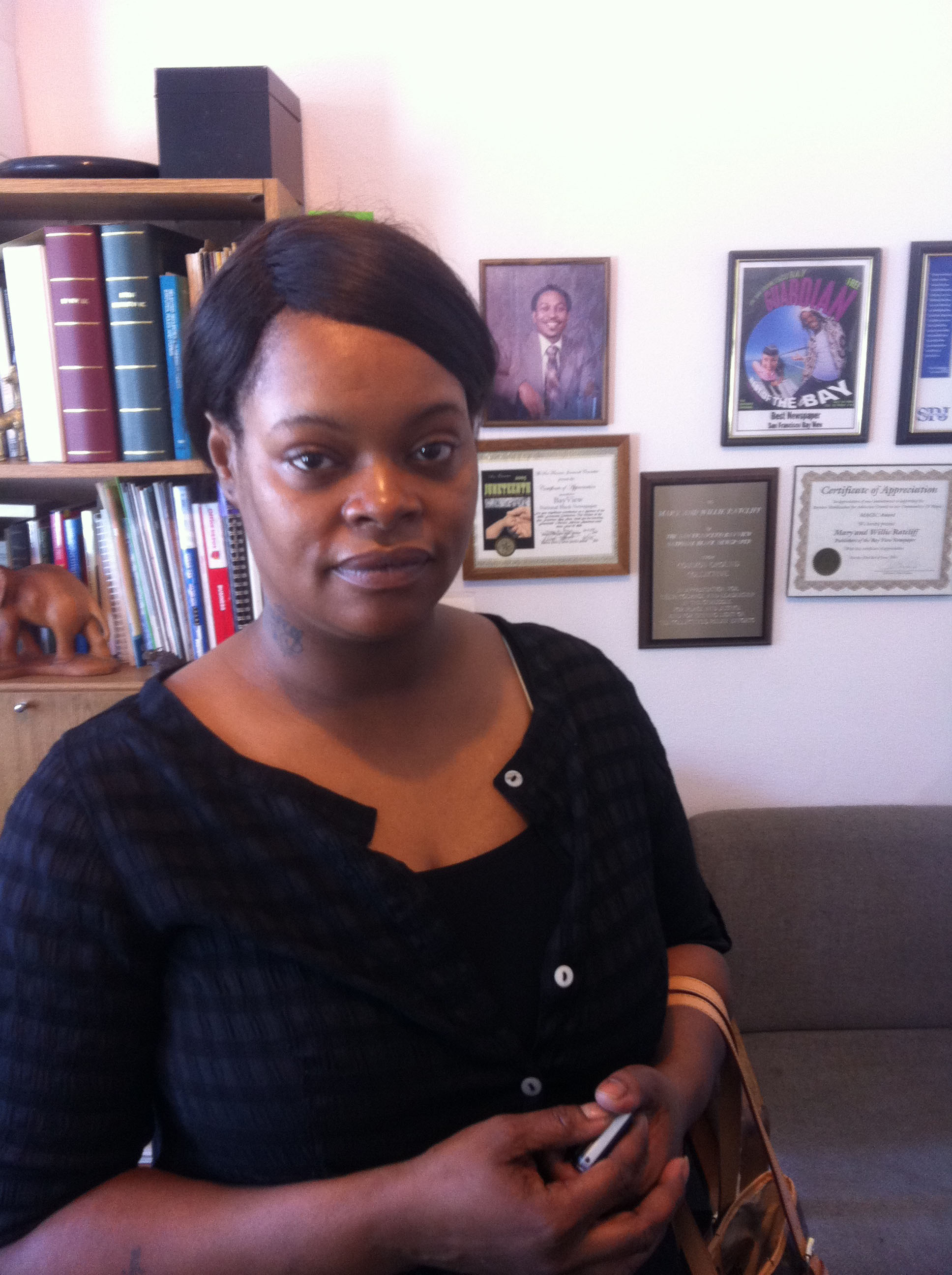 Denika-Chatman3, Hell hath no fury like a woman scorned: An interview with the mother of Kenneth Harding, Local News & Views