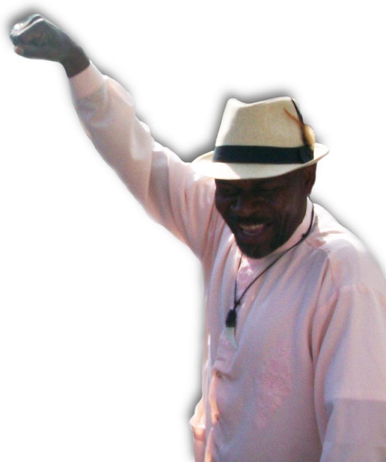 Dhanifu-Karim-Bey, Free Dhanifu Bey from those bogus charges, LAPD, National News & Views